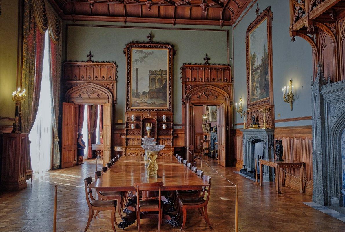 Воронцовский дворец изнутри