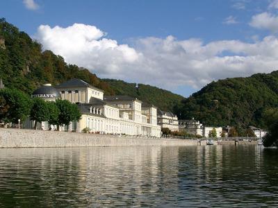 Бад Эмс — один из известнейших курортов в Европе