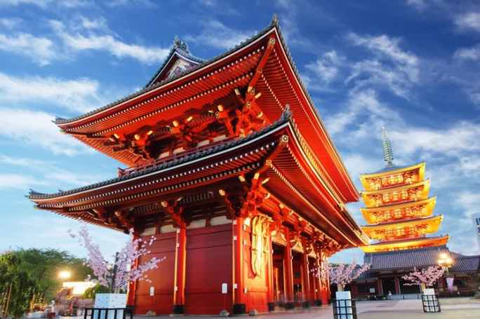 Золотой маршрут по Токио