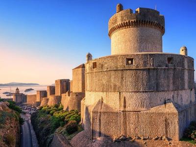 Онлайн-экскурсия «Дубровник. Вдоль крепостных стен»