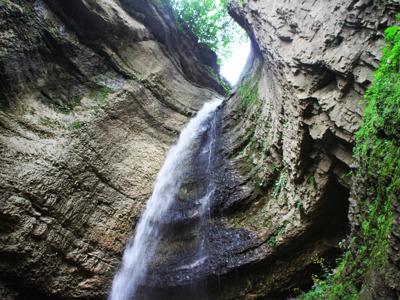 Чегемские водопады и Верхняя Балкария