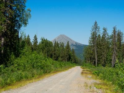 Гора Шудья-Пендыш
