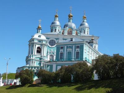 «Взгляд через века...» с посещением Успенского собора