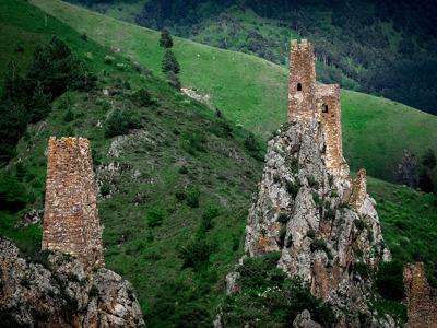 В Ингушетию — страну гор и башен