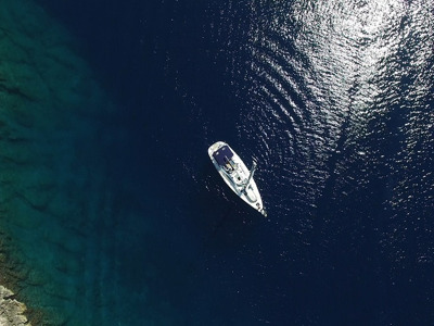 Рыбалка на парусной яхте и купание в бухтах
