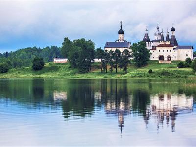 Поездка в Кирилло-Белозёрский монастырь и Ферапонтов монастырь