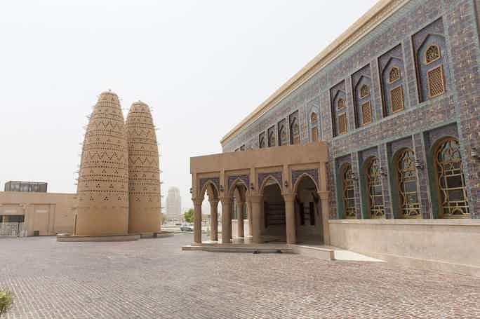 Онлайн-экскурсия «Катар — знакомство с древней Аравией»