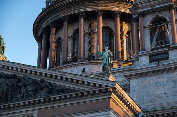 Три собора Петербурга