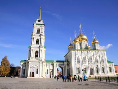 Тульский Кремль — памятник оборонного зодчества XVI столетия