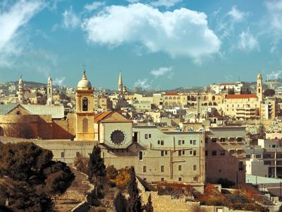 Вифлеем и Христианский Иерусалим (выезд из Тель-Авива)