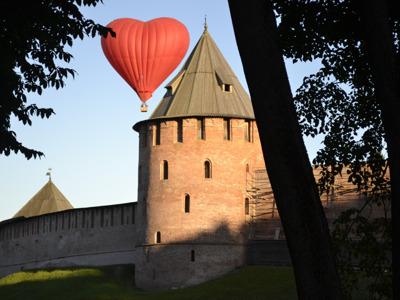 Новгород романтический