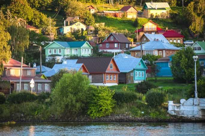2 в 1: индивидуальные экскурсии по Костроме и Плёсу