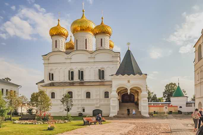 Исторический центр Костромы
