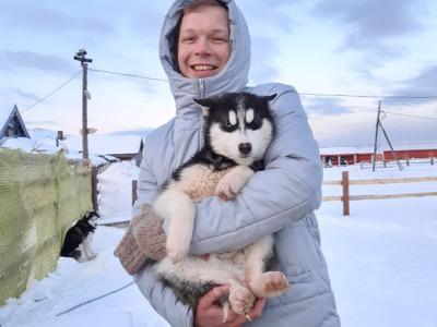 Териберка — берег Северного Ледовитого океана