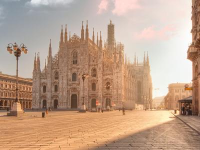 Онлайн-экскурсия «Милан — город-музей под открытым небом»