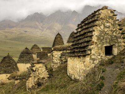 Город Мертвых и ущелья Северной Осетии