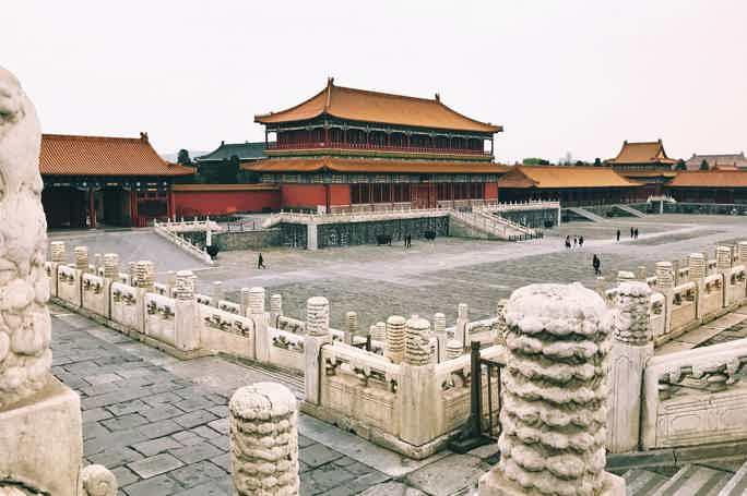 Добро пожаловать в Пекин.