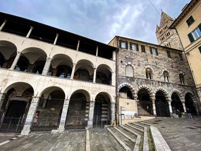 Онлайн-экскурсия «Генуя: от крестовых походов до эпохи барокко»