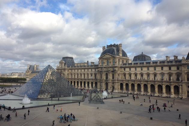 Индивидуальная экскурсия по Лувру без очередей
