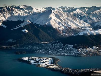 Новая Зеландия — Туда и Обратно