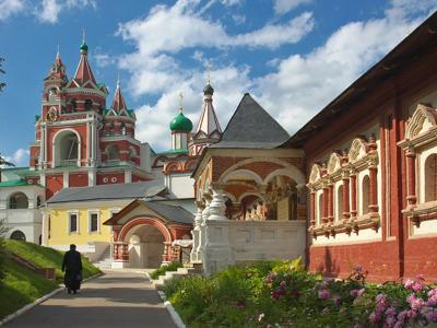 Звенигород — древний форпост Москвы