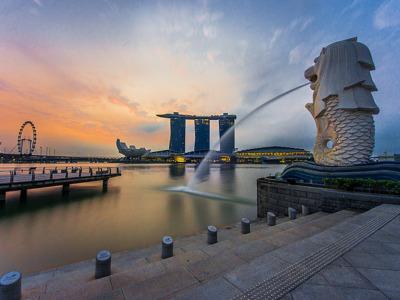 Онлайн-экскурсия «Сингапур — встретить закат на экваторе»