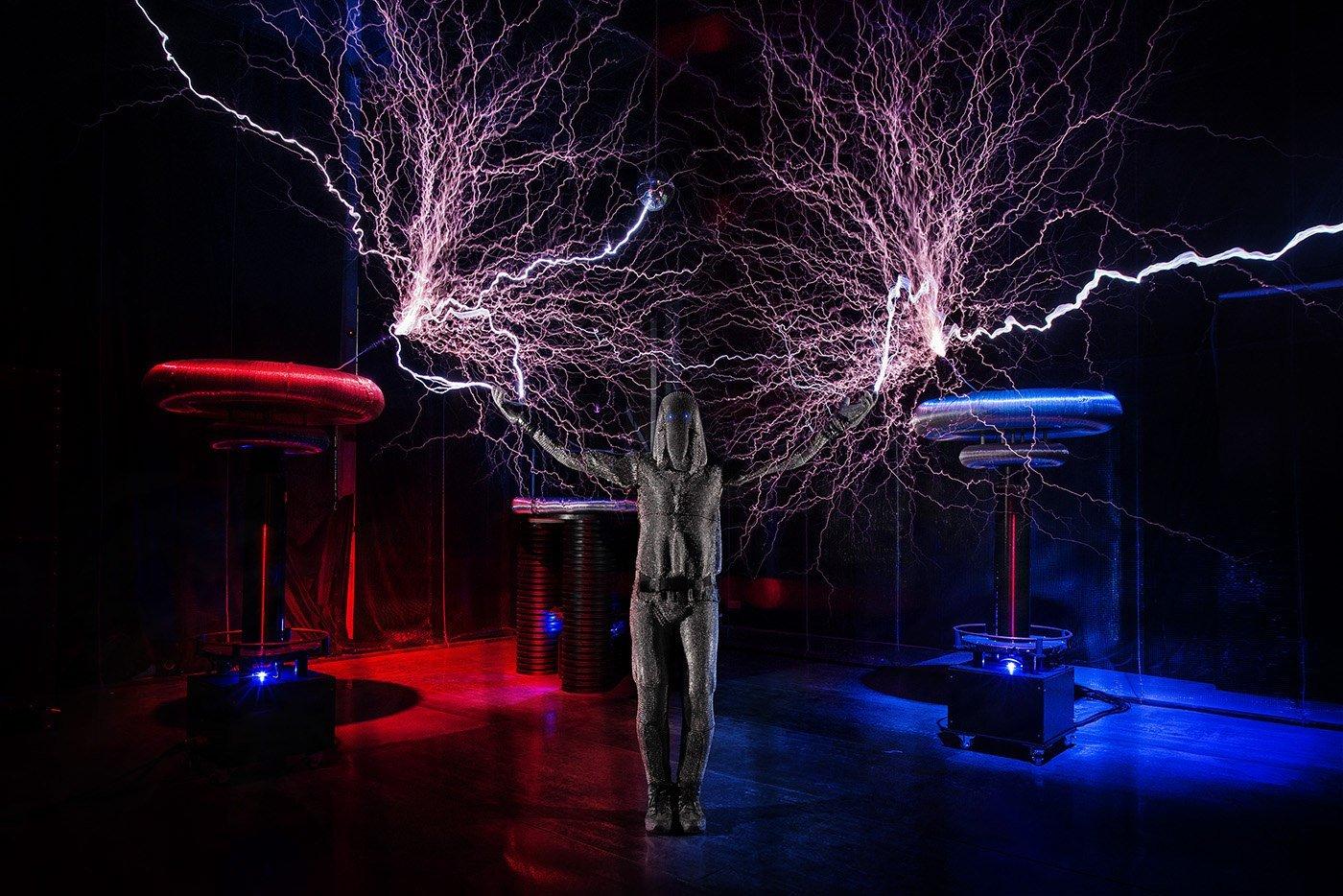 Электрический музей Николы Теслы фото