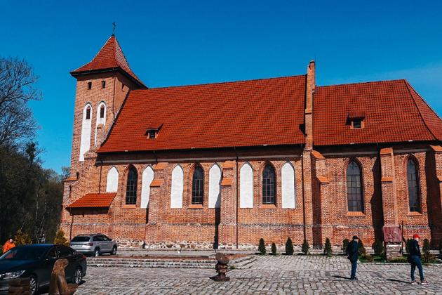 Замки и кирхи Восточной Пруссии