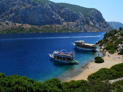 Экскурсия на Эгейские Острова из Мармариса