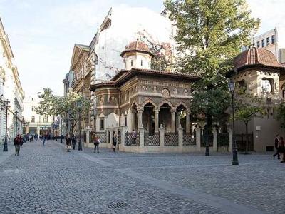 Экскурсия в Бухарест из Брашова