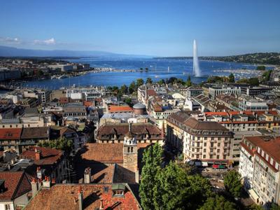 Групповая экскурсия по Женеве