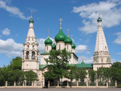 Обзорная экскурсия «Ярославль в прошлом и настоящем»