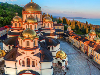 Сокровища Абхазии: Гагра, озеро Рица, Новый Афон и Пицунда