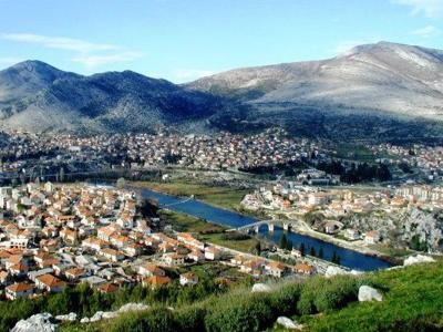 Город Требинье - Босния и Герцеговина
