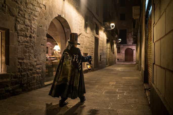 Вечерняя театрализованная экскурсия Барселона