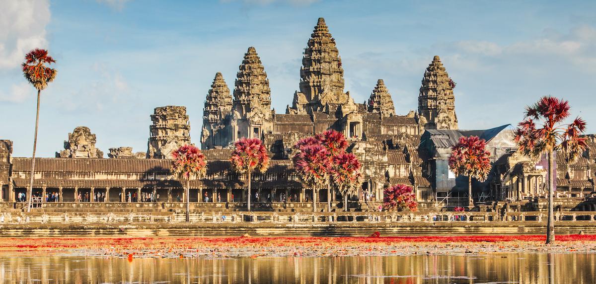 Онлайн-экскурсия «Ангкор-Ват — величайший храм древней Камбоджи»