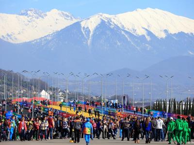 Красная поляна — Олимпийское наследие.