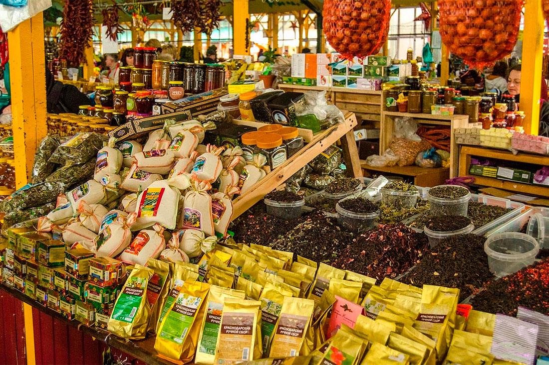 Адлерский рынок фото