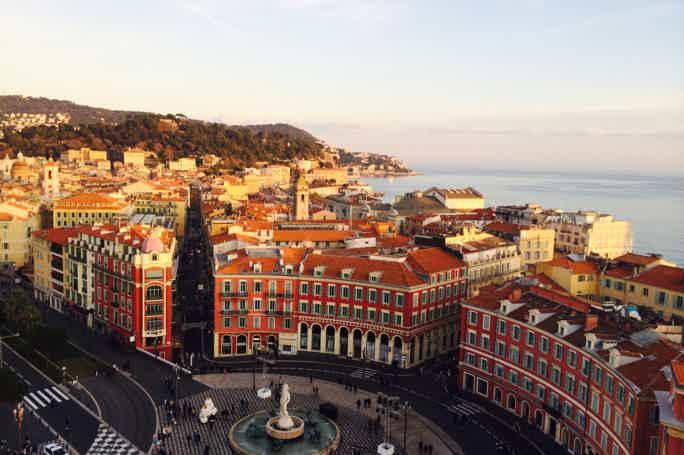 Обзорная экскурсия по Ницце с увлекательными историями