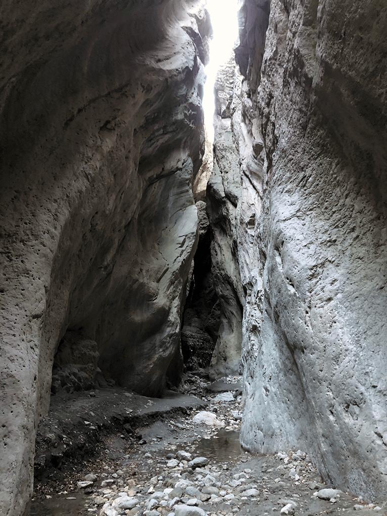 Экскурсии с посещением Карадахской теснины