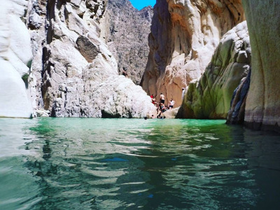 Приключения в долине Вади-эль-Вишваши