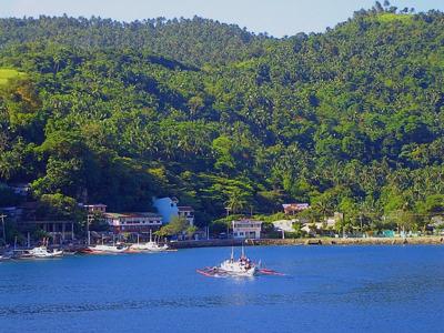 Поездка на остров Таблас