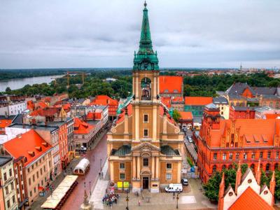 Экскурсия в Торунь из Варшавы