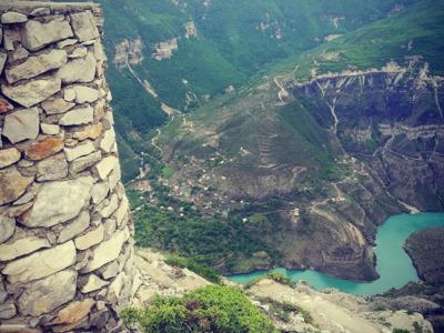 Незабываемые места Дагестана: Сулакский каньон и бархан Сарыкум