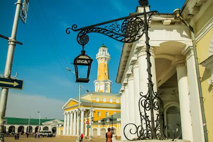 Экскурсия по Костроме — от эпохи крепости до современности
