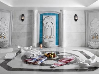Посещение турецкой бани Хамам