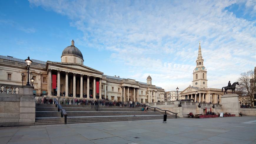 Экскурсия в Лондонскую Национальную галерею