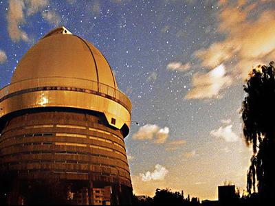 Экскурсия в Бюраканскую обсерваторию