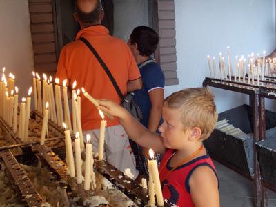 Паломничество в святую обитель Франциска в Паоле