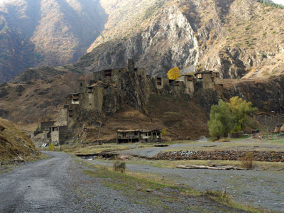 Аргунское ущелье: По следам древних караванов